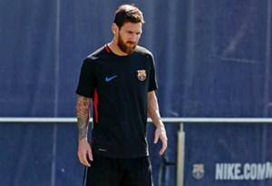 Messi đăng thông điệp sau trận thua Real