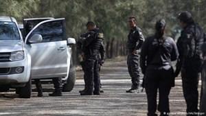 Mexico: Băng đảng ma tuý bắn rơi trực thăng cảnh sát