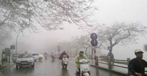 Miền Bắc sắp đón gió mùa Đông Bắc, đề phòng mưa lớn