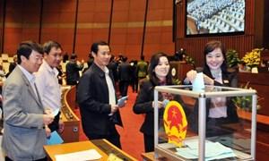 Miễn nhiệm Chủ tịch QH, Chủ tịch Hội đồng bầu cử quốc gia