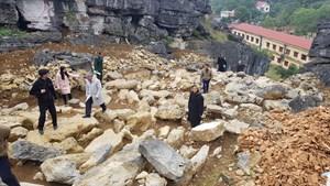 Mới phát hiện chùa Du Anh quy mô