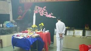 Mời thầy về cúng tại cơ quan, Giám đốc Đài PT-TH Quảng Trị bị kỷ luật
