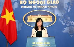 Mong muốn các nước vùng Vịnh sớm tìm ra giải pháp ổn định khu vực