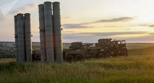 Moscow hoàn tất phần đầu tiên chuyển giao S-300 cho Syria