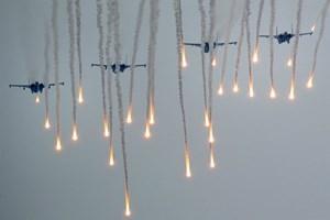 Moskva bắt đầu cuộc tập trận quốc tế lớn nhất trong lịch sử nước Nga