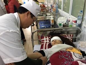 Một cán bộ tiếp dân của Ban Tiếp công dân T.Ư bị chém trọng thương