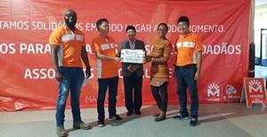Mozambique: Đánh giá cao hỗ trợ của Việt Nam khắc phục hậu quả siêu bão IDAI