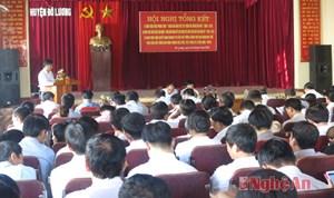 MTTQ Đô Lương (Nghệ An): 15 năm, huy động 51 tỷ đồng phục vụ hoạt động văn hóa