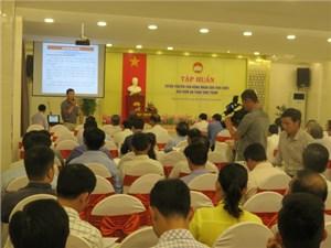 MTTQ Thừa Thiên - Huế tập huấn tuyên truyền bảo đảm ATTP cho cán bộ cơ sở
