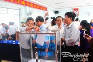 MTTQ Gia Lai ủng hộ đồng bào 2 tỉnh Sơn La và Yên Bái
