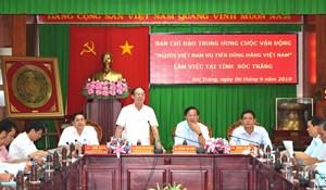 Mua hàng Việt là tạo thêm công ăn việc làm cho người Việt