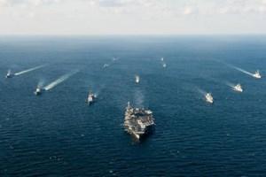 Mỹ - Hàn bắt đầu tập trận quy mô lớn