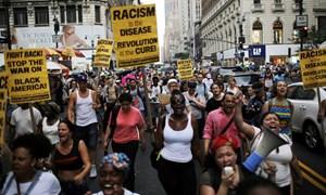 Mỹ: 5 sỹ quan cảnh sát bị bắn tỉa