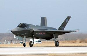 Mỹ chuẩn bị bàn giao chiếc F-35 thứ tư cho quân đội Thổ Nhĩ Kỳ
