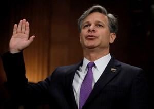 Mỹ có tân Giám đốc FBI