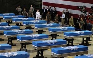 Mỹ công bố danh tính các binh sỹ đầu tiên được Triều Tiên trả hài cốt