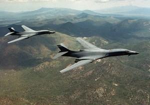 Mỹ điều máy bay ném bom B-1B tập trận ở bán đảo Triều Tiên
