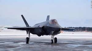 Mỹ dừng chương trình bàn giao máy bay F-35 cho Thổ Nhĩ Kỳ