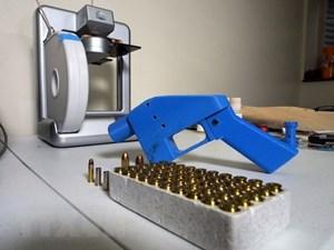 Mỹ gia hạn lệnh cấm công bố hướng dẫn in súng 3D trên Internet