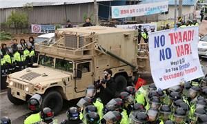 Mỹ-Hàn triển khai sớm hệ thống phòng thủ tên lửa THAAD