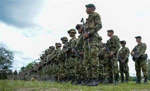 Mỹ hỗ trợ Colombia triển khai hiệp ước hòa bình với FARC