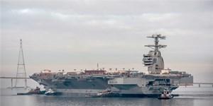 Mỹ lần đầu chạy thử nghiệm tàu sân bay 'không đối thủ'
