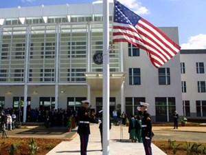 Mỹ mở lại Đại sứ quán tại Somalia sau gần 3 thập kỷ