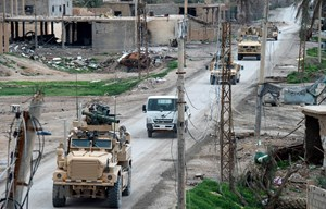 Mỹ, Nga đàm phán đưa Syria thoát khỏi tình trạng bị quốc tế cô lập