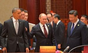 Mỹ, Nga và Trung Quốc mạnh nhất thế giới