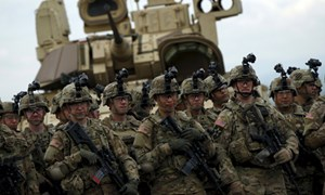 Mỹ tăng cường hiện diện quân sự ở châu Á