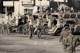 Mỹ thiết lập 2 căn cứ quân sự ở miền Tây Iraq