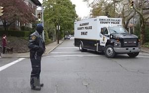 Mỹ: Thủ phạm vụ xả súng đẫm máu tại Pittsburgh bị cáo buộc 29 tội danh