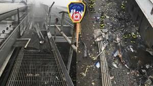 Mỹ: Trực thăng gặp nạn khi đang hạ cánh trên tòa nhà hơn 50 tầng