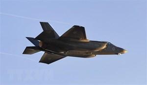Mỹ từ chối đào tạo phi công Thổ Nhĩ Kỳ