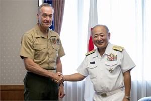 Mỹ tuyên bố quyết không bỏ tập trận chung sát Triều Tiên