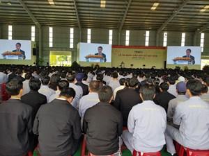 Năm 2019, THACO phấn đấu đạt doanh số 110 nghìn xe