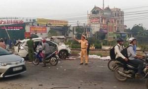 Nạn nhân vụ tai nạn đường sắt đã tử vong trong viện