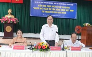 Nâng cao nhận thức về hàng Việt đối với người dân