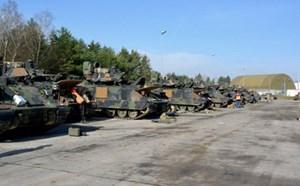 NATO tập trận lớn nhất tại Đông Âu từ sau Chiến tranh lạnh
