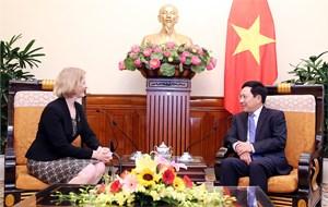 New Zealand coi trọng quan hệ với Việt Nam