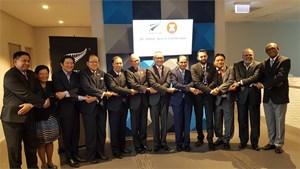 New Zealand ủng hộ quan điểm của ASEAN về Biển Đông