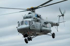 Nga cung cấp 4 trực thăng quân sự Mi-17V5 cho Thái Lan