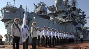 Nga đóng căn cứ hải quân thường trực tại Syria