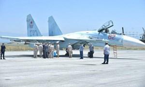 Nga đưa phiên bản tiêm kích Su-27 đời mới nhất tới Syria