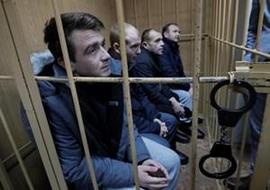 Nga lên tiếng về số phận 24 thủy thủ Ukraine bị bắt giữ
