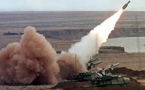 Nga phản đối chính quyền Ukraine thử tên lửa gần Crimea