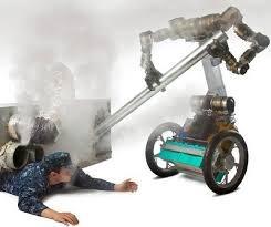 Nga ra mắt robot cứu hộ