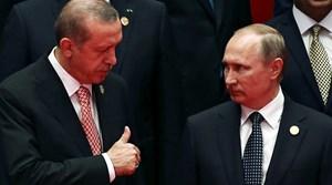 Nga-Thổ 'phá băng' quan hệ song phương