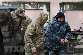 Nga: Tòa án Moscow ủng hộ gia hạn giam giữ các thủy thủ Ukraine