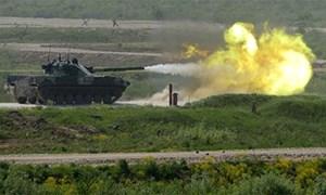 Nga trang bị đạn tên lửa mới cho pháo chống tăng